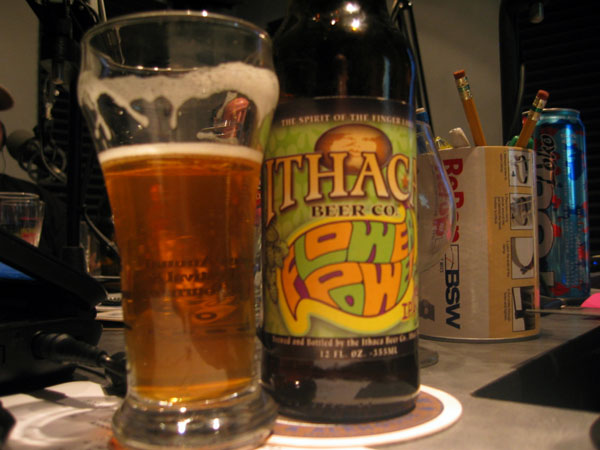 Ithaca Flower Power IPA