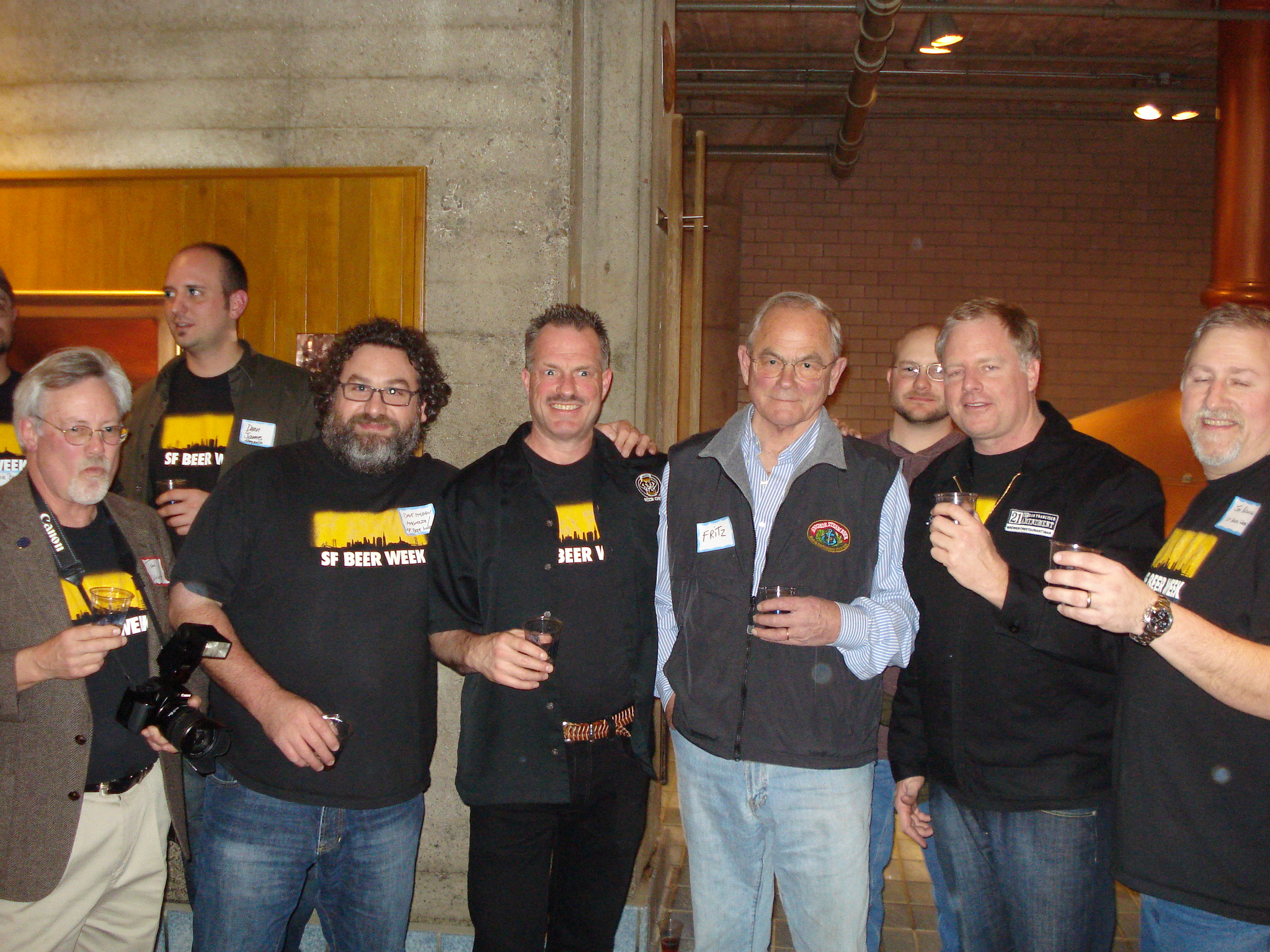 SF Beer Week Organizers